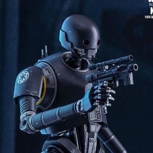 hottoys,StarWars,Stormtrooper,figure,hobby,1/6,RogueOne,sideshow,toy,K-2SO
